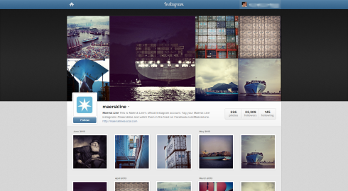 Maersk Line on Instagram