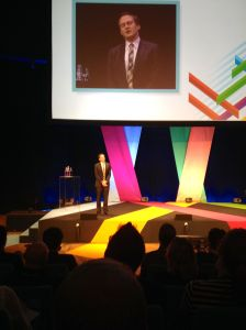 Teddy Goff Keynote IBM Smarter Business conference 2013